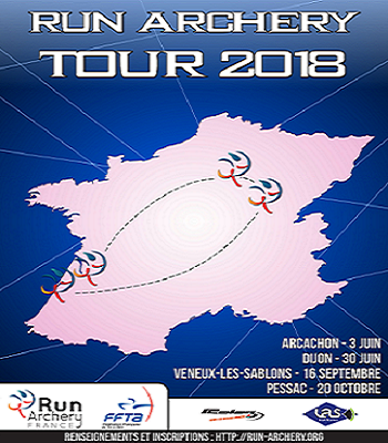 FINALE RUN-ARCHERY TOUR 2018 - PESSAC